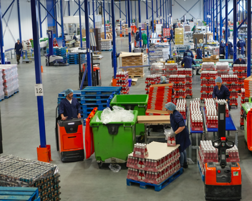 Integrated co-packing solutions